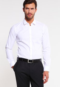 HUGO - ENIN EXTRA SLIM FIT  - Businesshemd - open white