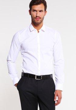 HUGO - ENIN EXTRA SLIM FIT  - Camisa elegante - open white