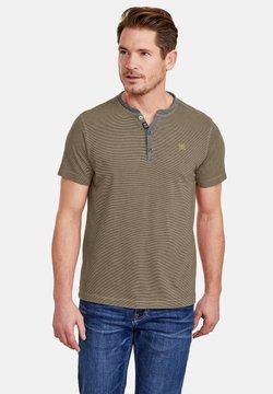 LERROS - T-Shirt print - brindle beige