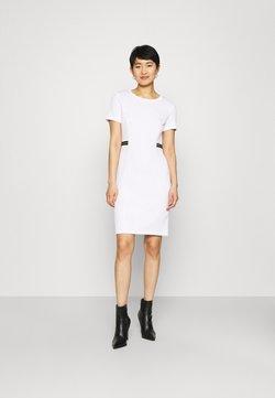 Liu Jo Jeans - ABITO - Vestido de punto - bianco