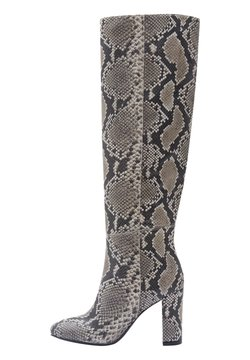 PoiLei - High Heel Stiefel - gray
