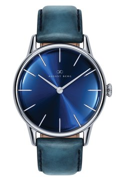 August Berg - Uhr - sunray blue