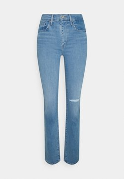 Levi's® - 724 HIGH RISE STRAIGHT - Jeans a sigaretta - rio meet up with damage