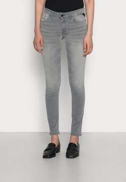 Replay - NEW LUZ HYPERFLEX USED XLITE - Jeans Skinny - super light grey