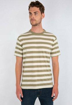 Armor lux - T-Shirt print - fern/nature