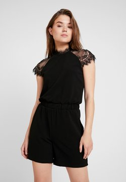 Vero Moda - ALBERTA CAPSLEEVE - Combinaison - black