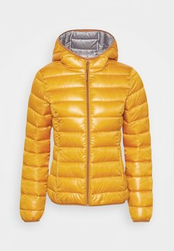 Q/S designed by - Winterjacke - golden yellow
