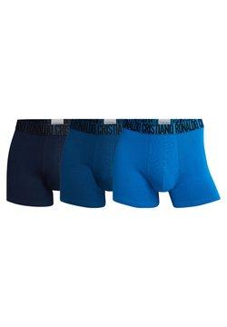 Cristiano Ronaldo CR7 - 3 PACK - Panties - blau/mix