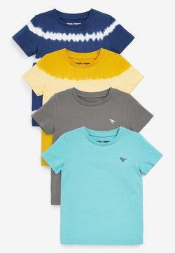 Next - 4 PACK  - Camiseta estampada - multi coloured