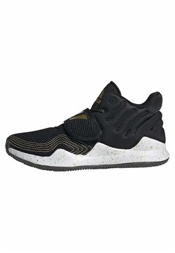 adidas Performance - CHAUSSURE DEEP THREAT - Baskets basses - black