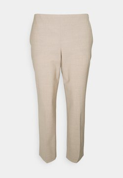 Theory - TREECA TRACEABLE - Pantalones - malt melange