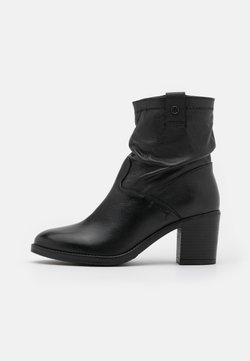 s.Oliver - BOOTS - Stiefelette - black