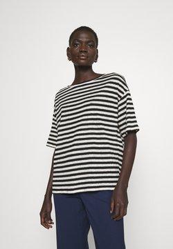 WEEKEND MaxMara - ROLLE - T-Shirt print - schwarz