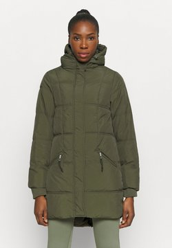 Cotton On Body - THE MOTHER MID LENGTH PUFFER - Talvitakki - khaki
