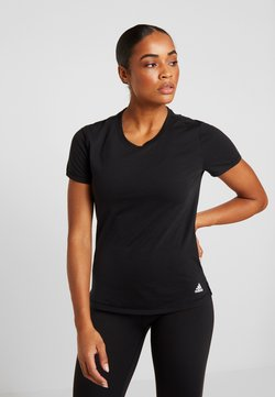 adidas Performance - PRIME TEE - Funktionsshirt - black
