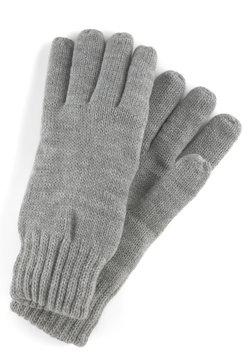 TOM TAILOR DENIM - Fingerhandschuh - heather grey melange