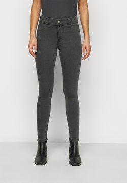 Dorothy Perkins Petite - PETITES FRANKIE - Jeans Skinny Fit - charcoal