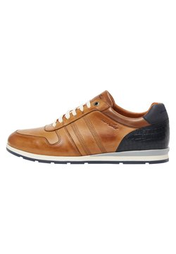 Van Lier - Sneaker low - cognac