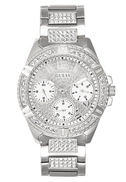 Guess - LADIES SPORT - Uhr - silver-coloured