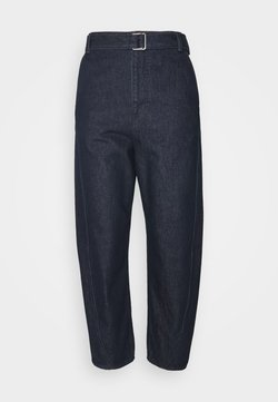 Levi's® Made & Crafted - LMC CARVED TROUSER - Jeans baggy - *lmc deep ice rinse*