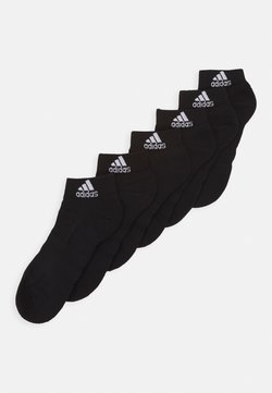 adidas Performance - CUSH ANK UNISEX 6 PACK - Sportsocken - black