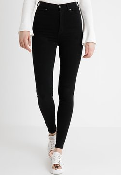 Dr.Denim Tall - MOXY HIGH WAIST - Jeans Skinny Fit - black