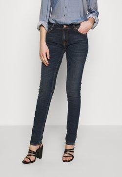 Nudie Jeans - LIN - Jeans Skinny Fit - stone-blue denim