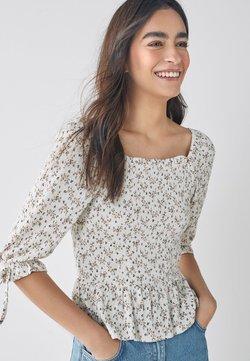 Next - Langarmshirt - off-white