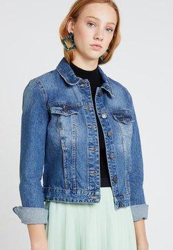 Noisy May - NMADA JACKET VI024MB  - Veste en jean - medium blue denim