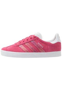 adidas Originals - GAZELLE - Baskets basses - real pink/footwear white