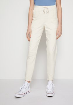TOM TAILOR DENIM - Jogginghose - soft creme beige