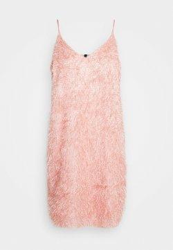Vero Moda - VMVIVI SINGLET SLIP DRESS  - Vestito estivo - sepia rose