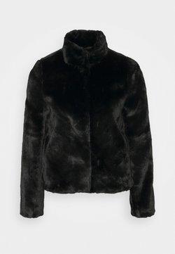 Vero Moda - VMTHEA SHORT JACKET - Winterjacke - black