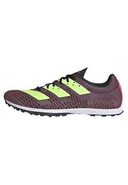 adidas Performance - ADIZERO XC SPRINT SHOES - Juoksukenkä/neutraalit - black