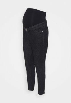 MAIAMAE - MOM - Jeans straight leg - washed black