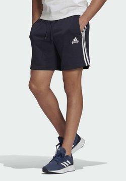 adidas Performance - kurze Sporthose - legend ink/white