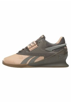 Reebok - LEGACY LIFTER II SHOES - Kuntoilukengät - orange