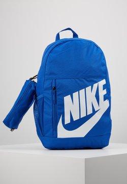 Nike Sportswear - ELEMENTAL UNISEX - Plecak - game royal/black/white