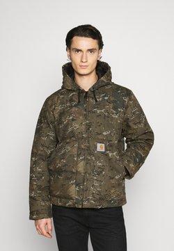Carhartt WIP - BROOKE DEARBORN - Winter jacket - camo combi
