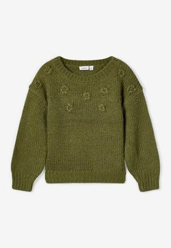 Name it - Sweater - winter moss