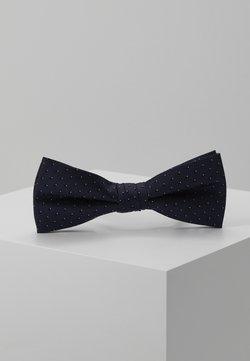 Calvin Klein - SHADOW DOT BOWTIE - Fliege - navy