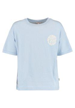 America Today - ESSIE  - T-shirt print - babyblue