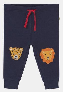 Frugi - KNEEPATCH CRAWLERS - Pantalones - indigo