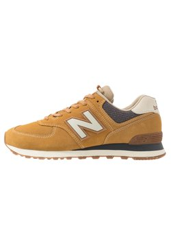 New Balance - 574 - Matalavartiset tennarit - brown