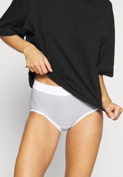 Sloggi - DOUBLE COMFORT MAXI - Panty - white