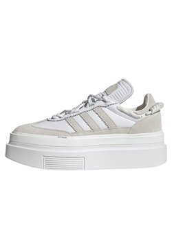 adidas Originals - IVY PARK SUPER SUPER SLEEK72 SHOES - Sneakers - ftwr white/off white/core white