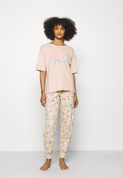 Marks & Spencer London - LOVE  - Pyjama - peach mix