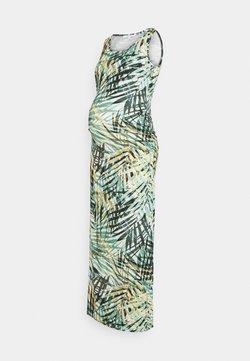 Noppies - DRESS ELIZABETH - Maxi dress - blue spruce