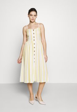 Mavi - BUTTON DRESS - Freizeitkleid - french vanilia