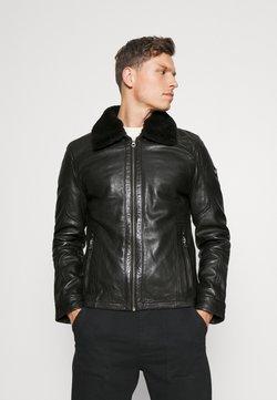 Gipsy - GMOYSTO - Leather jacket - black
